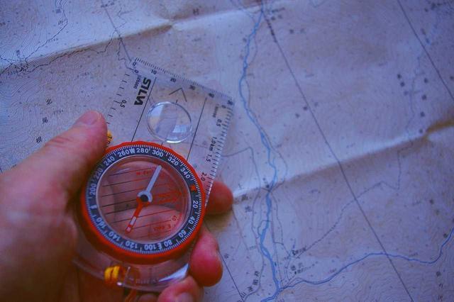 画像: ■地図・コンパス