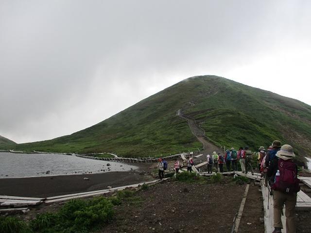 画像8: 【山旅会】秋田駒ヶ岳ツアーにいってまいりました!(その2)