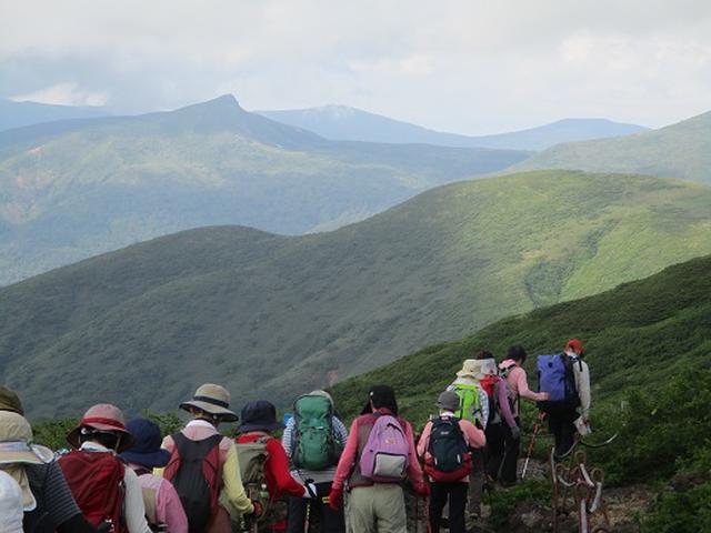 画像12: 【山旅会】秋田駒ヶ岳ツアーにいってまいりました!(その2)