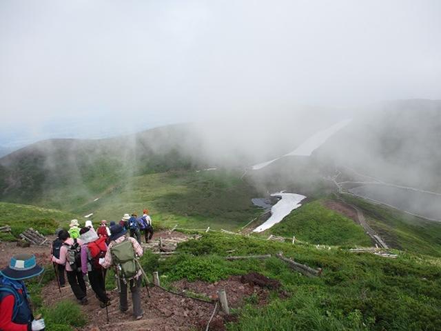 画像7: 【山旅会】秋田駒ヶ岳ツアーにいってまいりました!(その2)