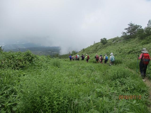 画像9: 【山旅会】根子岳にいってまいりました!(その2)