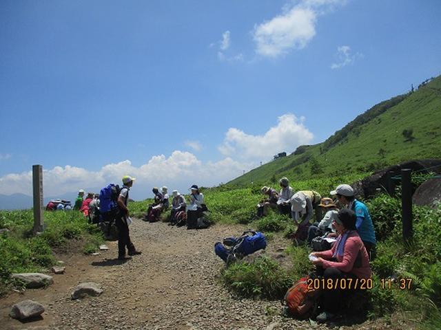 画像3: 【山旅会】霧ヶ峰・男女倉山ツアーにいってまいりました!