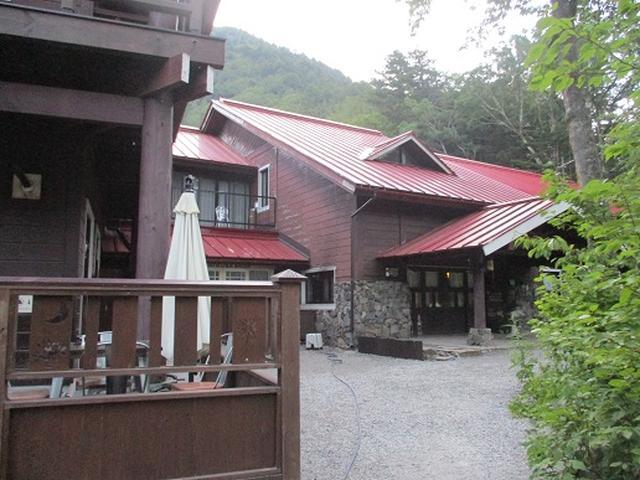 画像7: 【山旅会】蝶ヶ岳ツアーにいってまいりました!(その1)