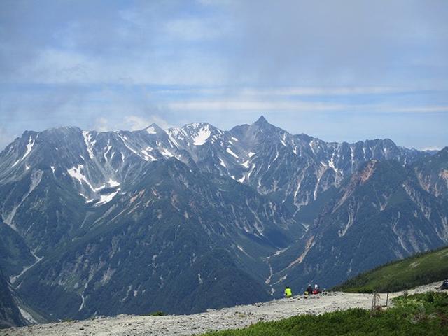 画像5: 【山旅会】蝶ヶ岳ツアーにいってまいりました!(その3)