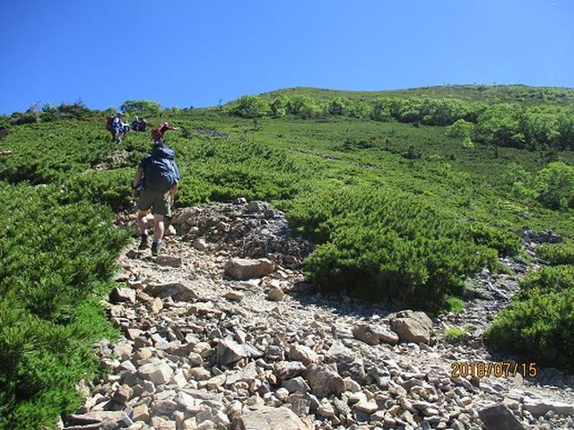 画像5: 【山旅会】甲斐駒ヶ岳の下見にいってまいりました!