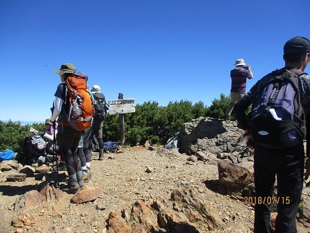 画像6: 【山旅会】甲斐駒ヶ岳の下見にいってまいりました!