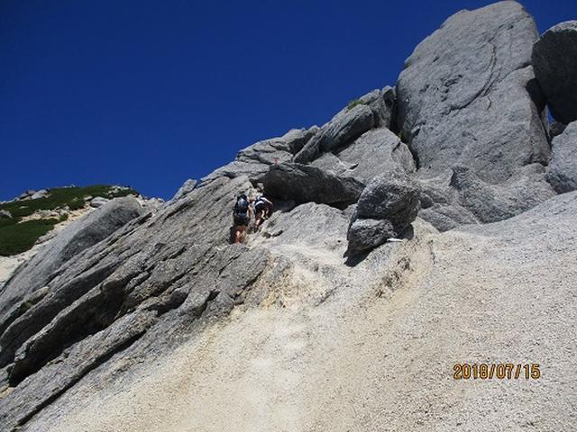 画像10: 【山旅会】甲斐駒ヶ岳の下見にいってまいりました!