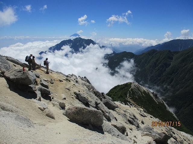画像12: 【山旅会】甲斐駒ヶ岳の下見にいってまいりました!