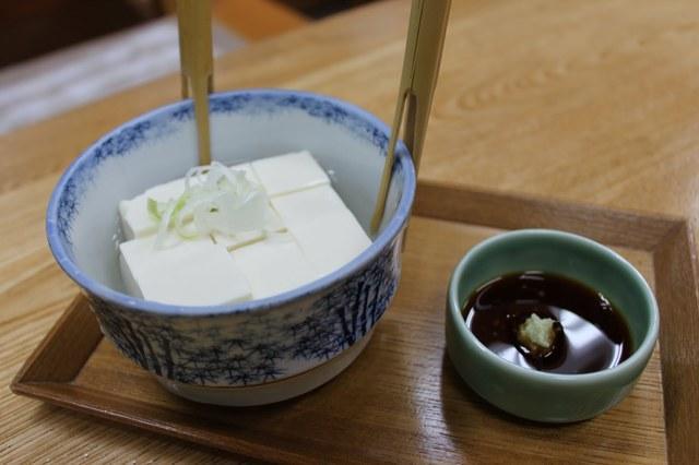 画像: 大山名物の大山豆腐(イメージ)