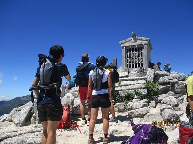 画像11: 【山旅会】甲斐駒ヶ岳の下見にいってまいりました!