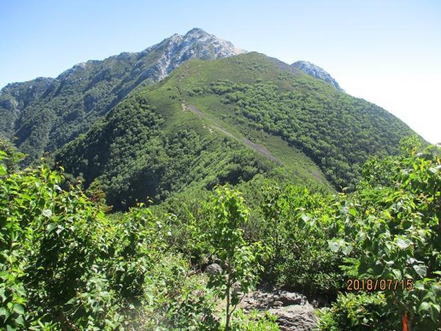 画像4: 【山旅会】甲斐駒ヶ岳の下見にいってまいりました!