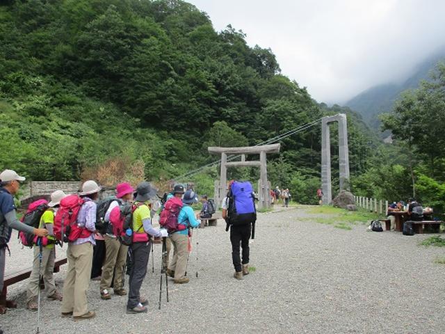 画像1: 【山旅会・登山ガイドこだわりツアー】岡田ガイドからの便り・白山ツアーにいってまいりました!(その1)