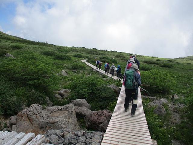 画像3: 【山旅会・登山ガイドこだわりツアー】岡田ガイドからの便り・白山ツアーにいってまいりました!(その3)