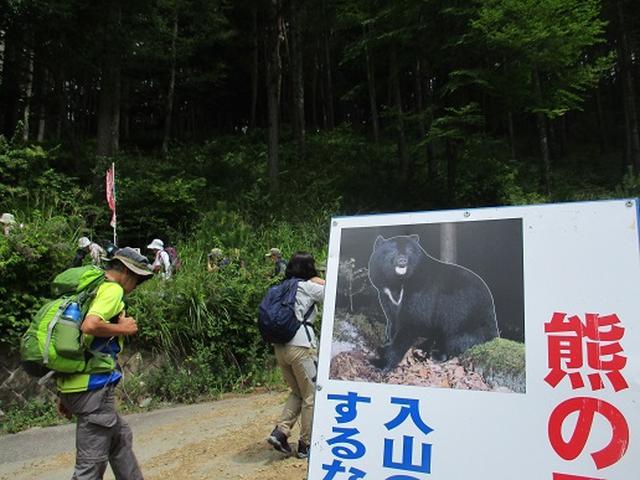画像2: 【山旅会・登山ガイドこだわりツアー】添乗員からの便り・入笠山ツアーにいってまいりました!(その1)