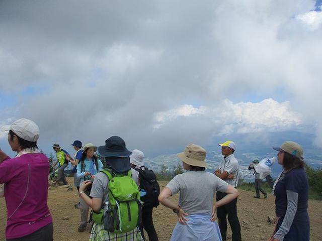 画像3: 【山旅会・登山ガイドこだわりツアー】添乗員からの便り・入笠山ツアーにいってまいりました!(その2)