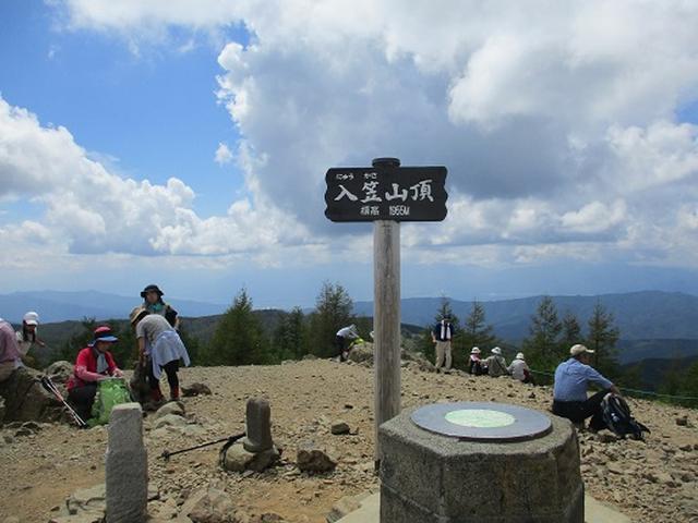 画像2: 【山旅会・登山ガイドこだわりツアー】添乗員からの便り・入笠山ツアーにいってまいりました!(その2)