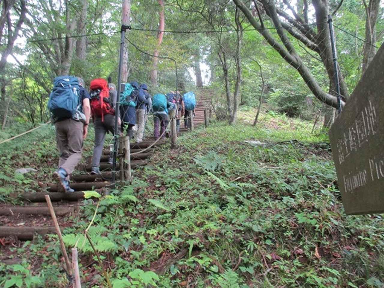 画像8: 【山旅会・登山ガイドこだわりツアー】添乗員からの便り・大塚山にいってまいりました!(その2)