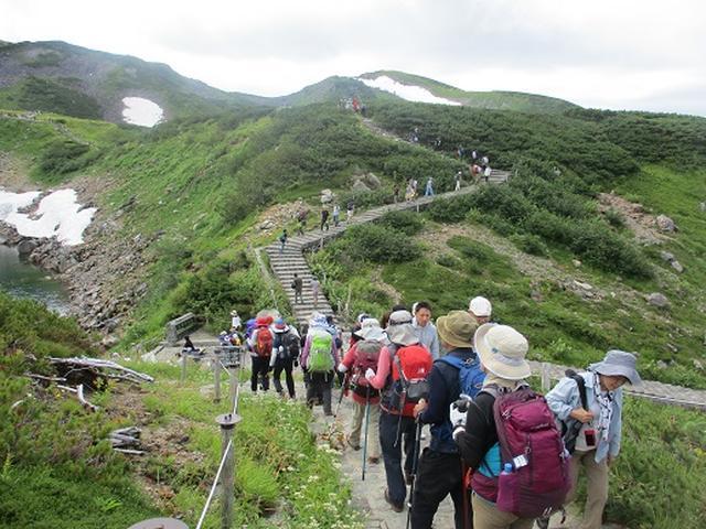 画像7: 【山旅会・登山ガイドこだわりツアー】岡田ガイドからの便り・立山・別山にいってまいりました!(その3)