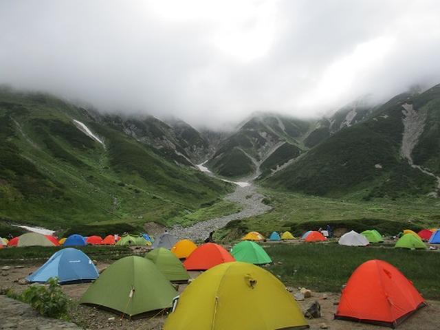 画像3: 【山旅会・登山ガイドこだわりツアー】岡田ガイドからの便り・立山の別山にいってまいりました!(その2)