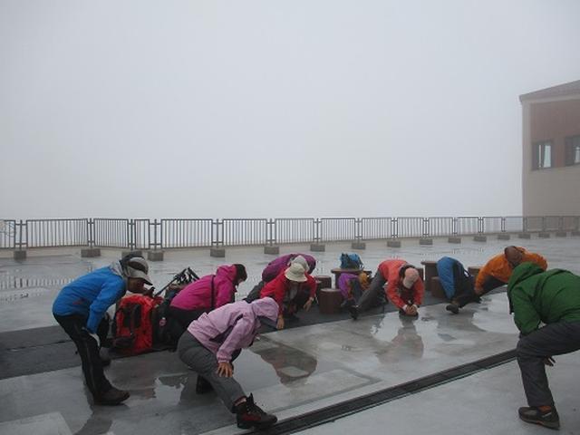 画像1: 【山旅会・登山ガイドこだわりツアー】岡田ガイドからの便り・立山の別山にいってまいりました!(その1)