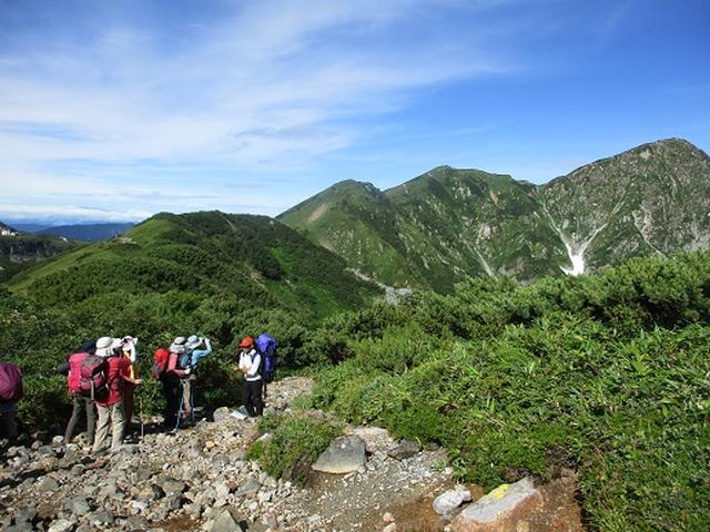 画像3: 【山旅会・登山ガイドこだわりツアー】岡田ガイドからの便り・立山・別山にいってまいりました!(その3)
