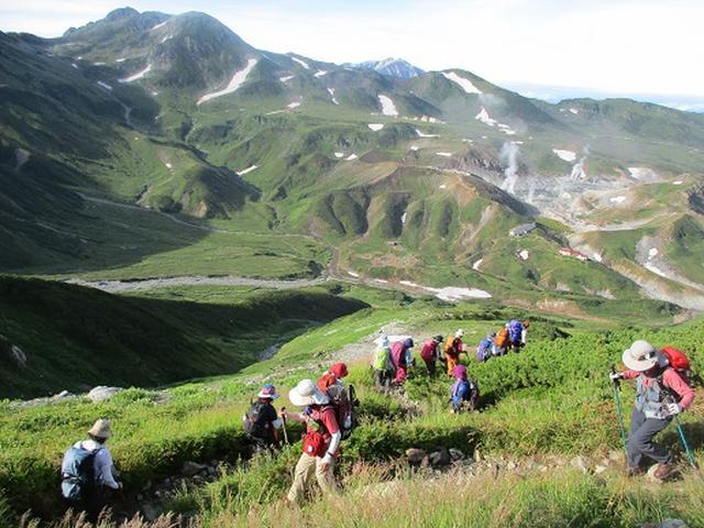 画像2: 【山旅会・登山ガイドこだわりツアー】岡田ガイドからの便り・立山・別山にいってまいりました!(その3)