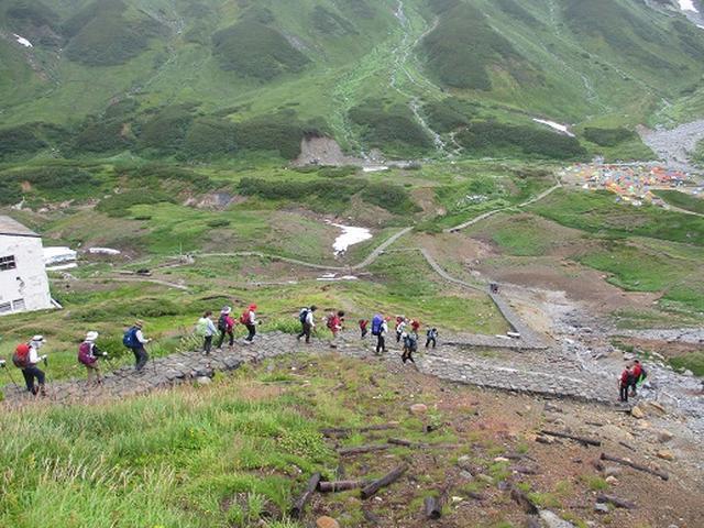 画像2: 【山旅会・登山ガイドこだわりツアー】岡田ガイドからの便り・立山の別山にいってまいりました!(その2)