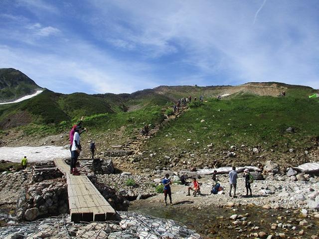 画像4: 【山旅会・登山ガイドこだわりツアー】岡田ガイドからの便り・立山・別山にいってまいりました!(その3)