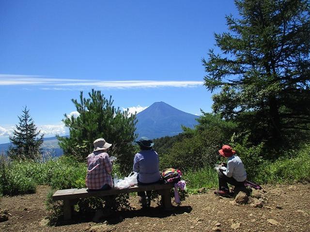 画像10: 【山旅会・登山ガイドこだわりツアー】添乗員からの便り・三つ峠にいってまいりました!(その1)