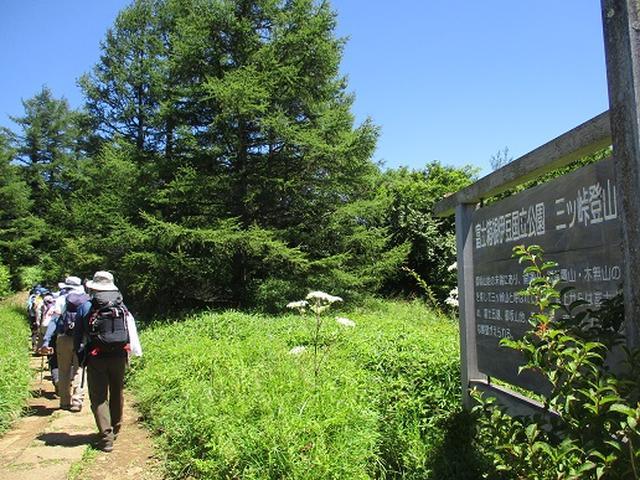 画像1: 【山旅会・登山ガイドこだわりツアー】添乗員からの便り・三つ峠にいってまいりました!(その2)