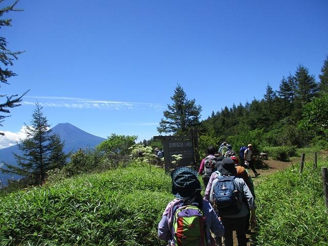 画像9: 【山旅会・登山ガイドこだわりツアー】添乗員からの便り・三つ峠にいってまいりました!(その1)