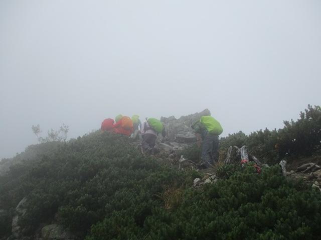 画像10: 【山旅会・登山ガイドこだわりツアー】添乗員からの便り・唐松岳ツアーにいってまいりました!(その3)