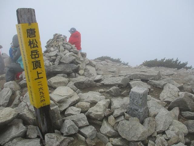 画像11: 【山旅会・登山ガイドこだわりツアー】添乗員からの便り・唐松岳ツアーにいってまいりました!(その3)