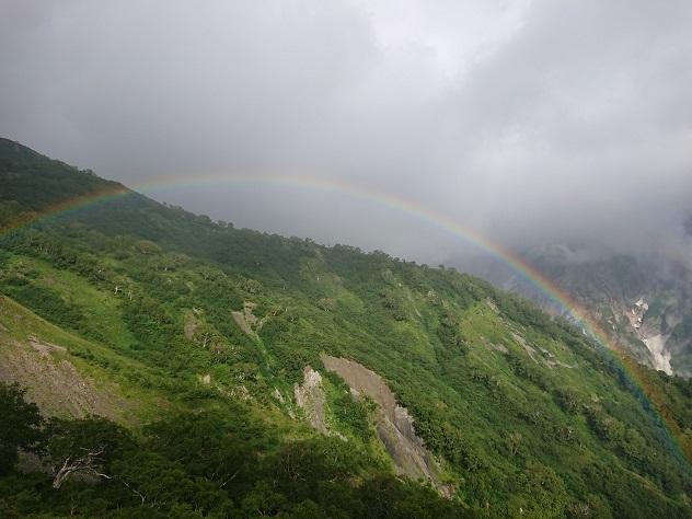 画像1: 【山旅会・登山ガイドこだわりツアー】添乗員からの便り・唐松岳ツアーにいってまいりました!(その3)
