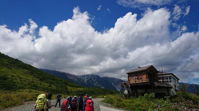 画像1: 【山旅会・登山ガイドこだわりツアー】添乗員からの便り・唐松岳ツアーにいってまいりました!(その1)