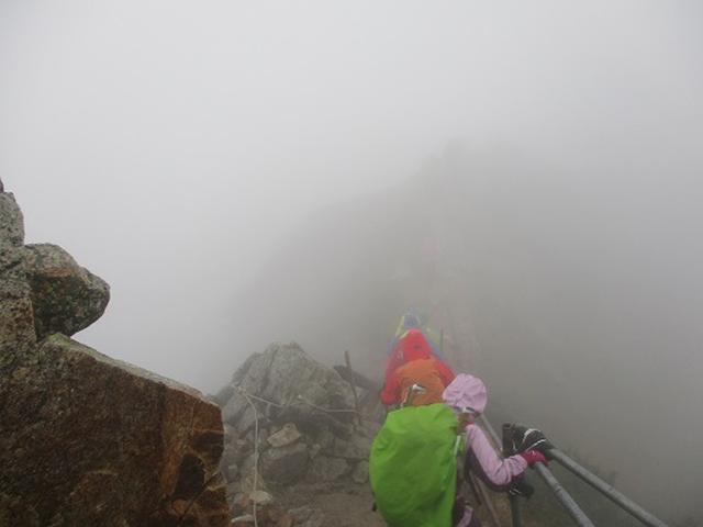 画像1: 【山旅会・登山ガイドこだわりツアー】添乗員からの便り・唐松岳ツアーにいってまいりました!(その5)