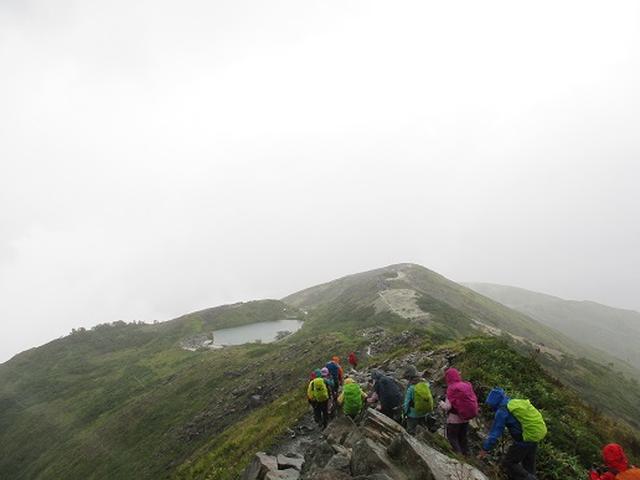 画像7: 【山旅会・登山ガイドこだわりツアー】添乗員からの便り・唐松岳ツアーにいってまいりました!(その5)