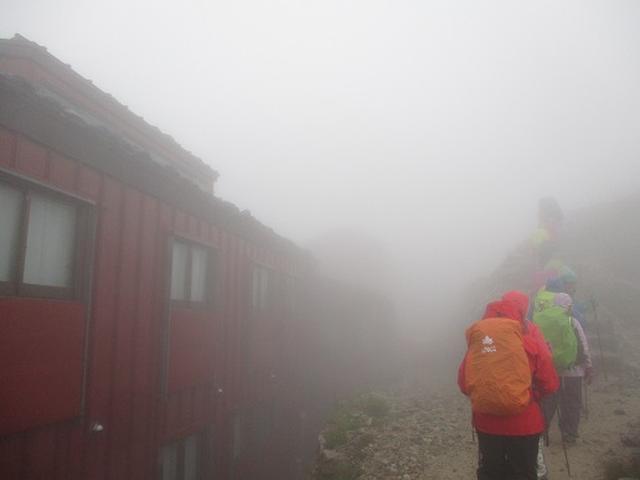 画像7: 【山旅会・登山ガイドこだわりツアー】添乗員からの便り・唐松岳ツアーにいってまいりました!(その4)