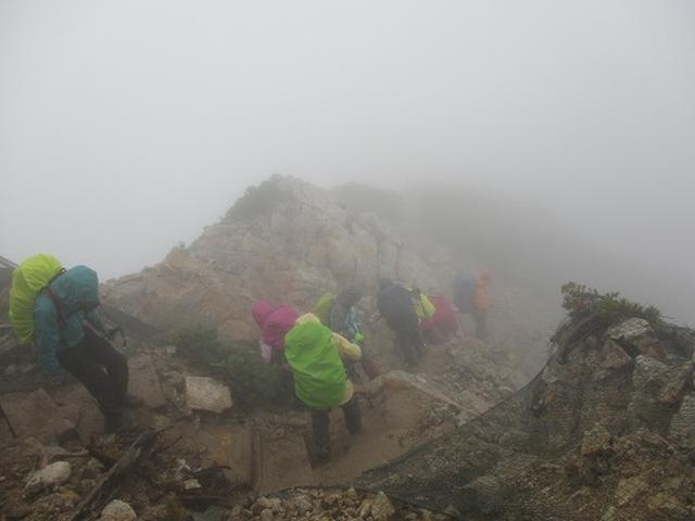 画像9: 【山旅会・登山ガイドこだわりツアー】添乗員からの便り・唐松岳ツアーにいってまいりました!(その4)