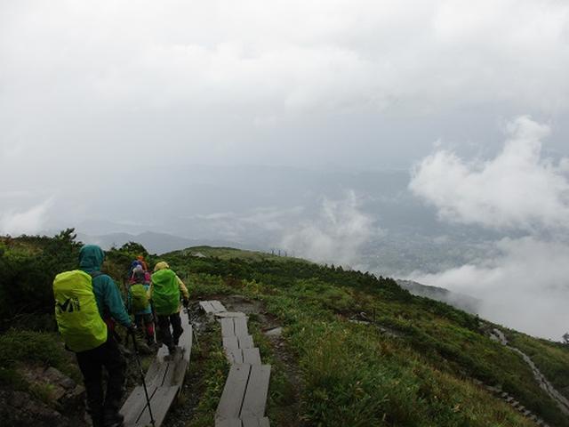 画像9: 【山旅会・登山ガイドこだわりツアー】添乗員からの便り・唐松岳ツアーにいってまいりました!(その5)