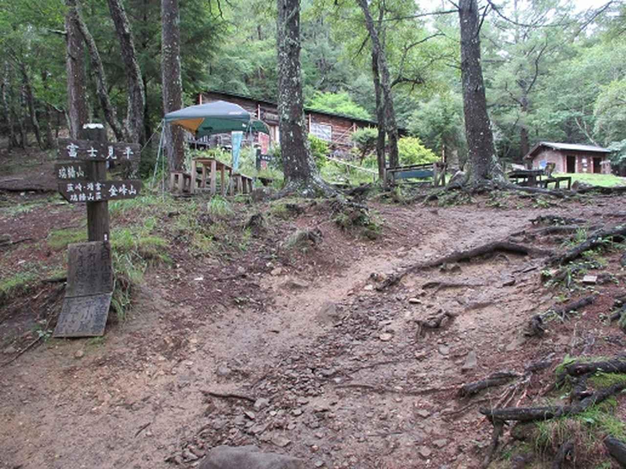 画像4: 【山旅会・登山ガイドこだわりツアー】岡田ガイドからの便り・瑞牆山に下見にいってまいりました!