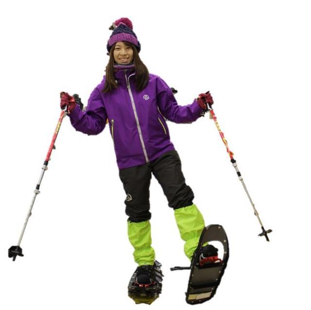 画像: 登山・ハイキングの旅担当スタッフ佐藤が、スノーハイキングの魅力をお伝えします!