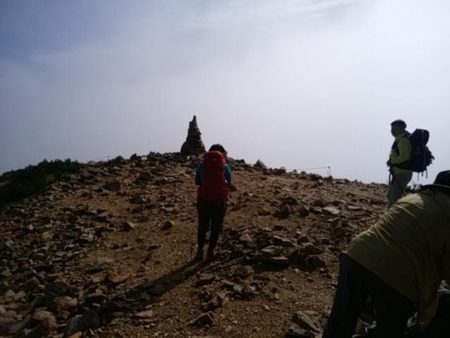 画像8: 【山旅会・登山ガイドこだわりツアー】岡田ガイドからの便り・唐松岳ツアーの2回目にいってまいりました!(その2)
