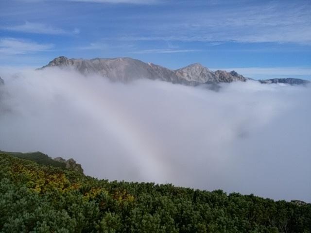 画像9: 【山旅会・登山ガイドこだわりツアー】岡田ガイドからの便り・唐松岳ツアーの2回目にいってまいりました!(その2)