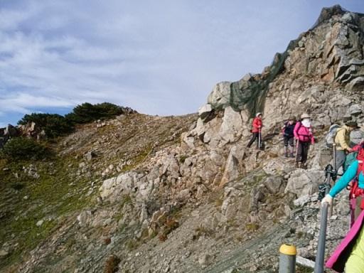 画像5: 【山旅会・登山ガイドこだわりツアー】岡田ガイドからの便り・唐松岳ツアーの2回目にいってまいりました!(その2)