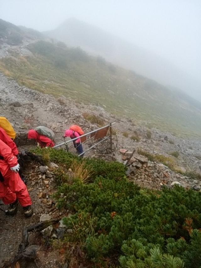 画像9: 【山旅会・登山ガイドこだわりツアー】岡田ガイドからの便り・唐松岳ツアーの2回目にいってまいりました!(その1)