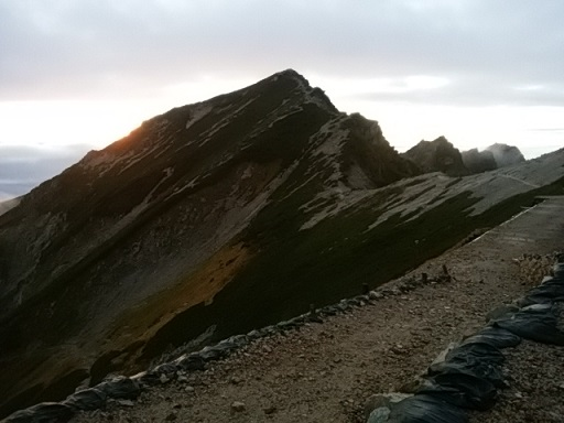 画像11: 【山旅会・登山ガイドこだわりツアー】岡田ガイドからの便り・唐松岳ツアーの2回目にいってまいりました!(その1)