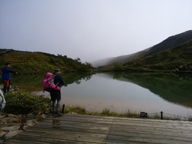 画像13: 【山旅会・登山ガイドこだわりツアー】岡田ガイドからの便り・唐松岳ツアーの2回目にいってまいりました!(その2)