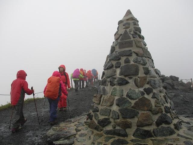 画像5: 【山旅会・登山ガイドこだわりツアー】岡田ガイドからの便り・唐松岳ツアーの2回目にいってまいりました!(その1)