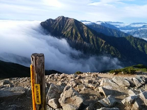 画像4: 【山旅会・登山ガイドこだわりツアー】岡田ガイドからの便り・唐松岳ツアーの2回目にいってまいりました!(その2)